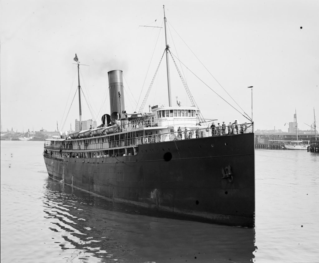 SS City of Rome