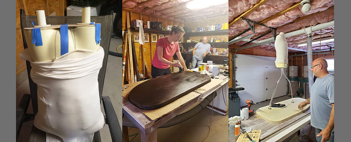 Preservation in Action at the Varnum Memorial Armory!