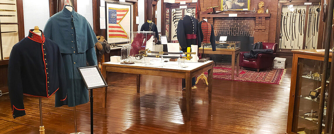 Exhibit Space Renovations at the Varnum Armory