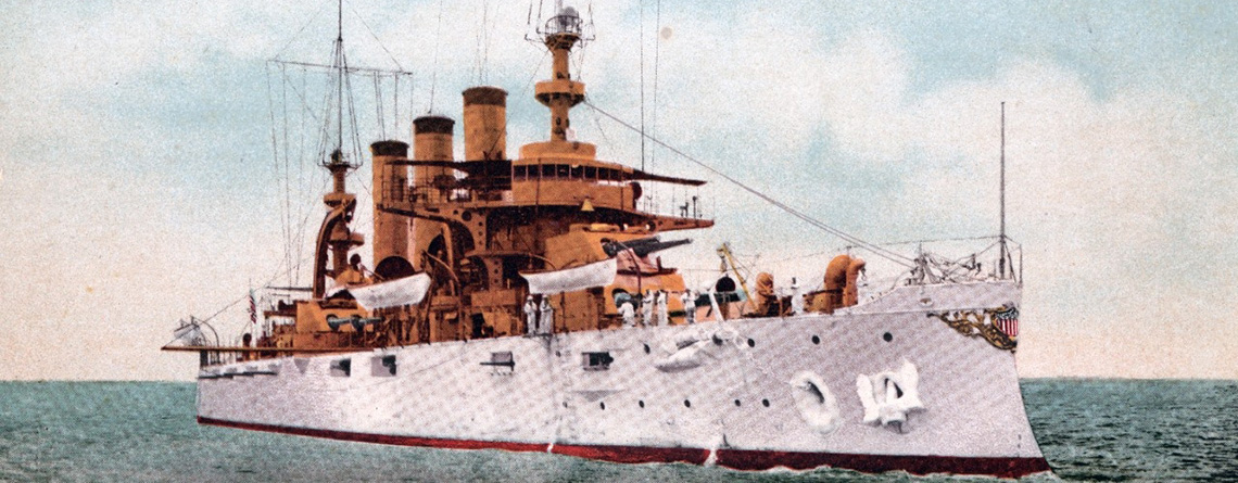 [FEATURE ARTICLE] Rhode Island's Namesake Warships: Past, Present, and (Maybe) Future